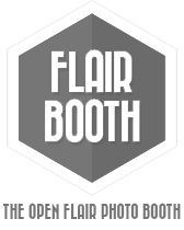 Flairbooth – The Open Air Photo Booth made for Simplebooth and Social sharing apps
